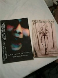 Slenderman creepypasta books 91 km