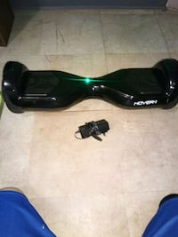 Hover 1 hoverboard Bluetooth with LED lights. Charger included Kimberly, 35091