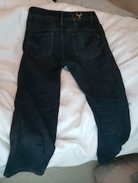 Motorcycle Denim (lined with Covec)