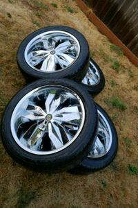 20s lexani with tires Springfield, 97477