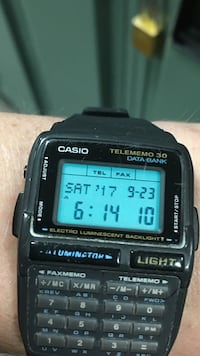 Casio Calculator Watch Mississauga, L4Z 3W4