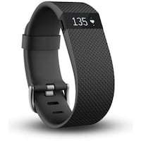 Brand New Black Large Fitbit Charge HR Heart Rate + Active Wristband Chattanooga, 37421