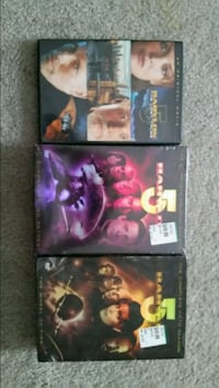 Babylon 5 DVDs Columbus, 43204