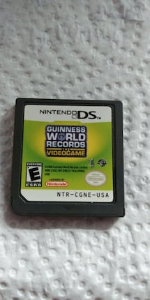 Nintendo DS Video Games(1)