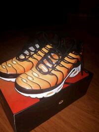 Air Max Plus OG Sunset Orange Tiger Size 12 Toronto, M1H 2L1