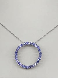 Tanzanite Necklace  Springfield, 22150
