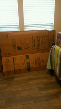 8 Large wardrobe boxes with the hanger Palm Coast