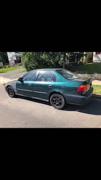 Used 1999 Honda Civic For Sale In Brick Letgo