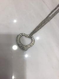 brand new Heart Designed Diamond Necklace Milpitas