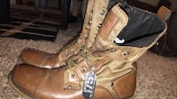 J75 brown boots size 7 men's slightly worn  Kingsford Heights, 46382