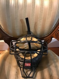 Back Catcher or Umpire Mask.  Mississauga