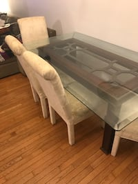 Glass Dining Table Jessup, 20794
