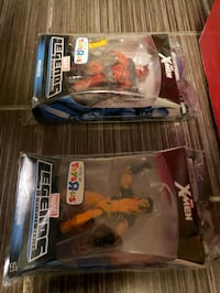 Marvel Legends Brand New Astonishing Wolverine and Magneto Toronto, M3H 4Z1