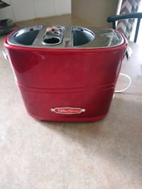 Hotdog buns toaster and hotdog griller, 2 in 1.  Calgary, T2B 3P7