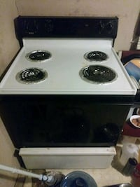 Cook stove works good