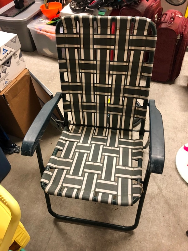 9c0390e3882 Used Lawn chair! for sale in Baton Rouge - letgo