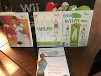 Wii Workout Games and Workout Board Chesapeake, 23322