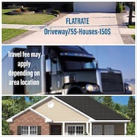 driveway cleaning Katy, 77449