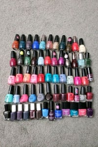 60 nail polishes Freehold, 07728