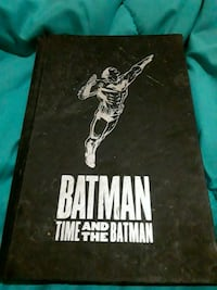 Batman Time and the Batman book Lexington, 40508