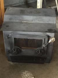 Wood stove. $275 or best offer. Great condition  Richmond Hill, L4E 4Z2