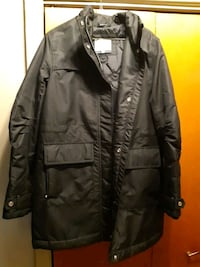 Black winter coat London, N5Z 3T6