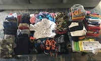Over 75 pieces of 12m-2yr boys clothes  Clearwater, 33756