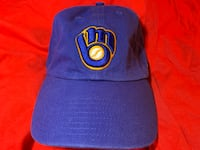 Milwaukee Brewers Retro Relaxed Fit Hat