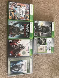 Xbox Games Bundle/Great Condition Mississauga, L5N 4K2