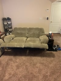 Power Reclining Couch & Loveseat CAPITOLHEIGHTS