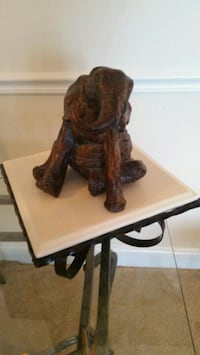 Elephant statue, stand not included Woodbridge, 22191