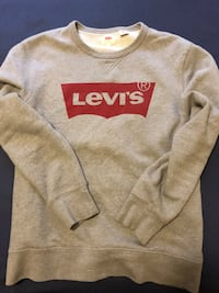 Levi's Pullover Crewneck Sweater Pickering, L1V