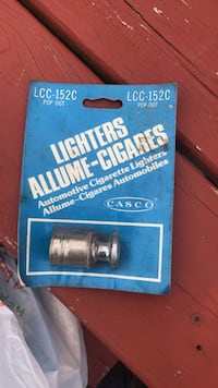 Light your cigarettes in the car truck 5$ each
