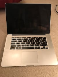 MacBook Pro 15' Retina Display i7, 16 GB, 1TB hard drive. Silver Spring, 20903