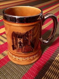 "Lord Nelson Pottery ""Silent Night"" mug Toronto, M2M 0B1"