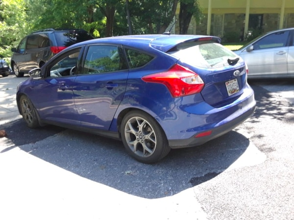 Ford - Focus - 2014(Clean title 24k miles) 1