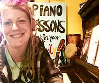 Piano lessons Eugene