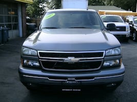 2007 Chevrolet Silverado 1500 Classic Work Truck Work Truck 4dr Extended Cab