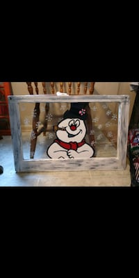 wall hanging hand-painted antique window Louisville, 40291