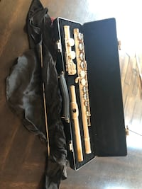 Used flute  Chantilly, 20151