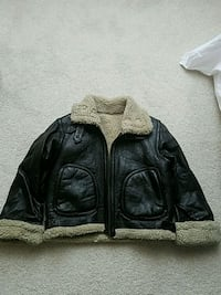 Wilson's leather jacket child size 10-12 Macungie, 18062