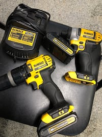 DeWalt 20V Drill Set King, L0G 1N0