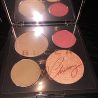 Authentic Becca Chrissy Face Palette  Corona, 92882