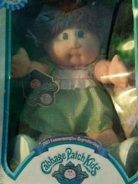 1983 Vintage Cabbage Patch Doll in box Saint Albans, 25177