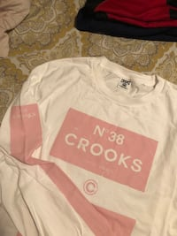 Over sized crooks long sleeve