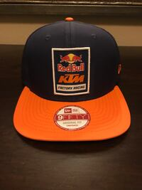black and orange San Francisco 49ers fitted cap Fresno, 93720