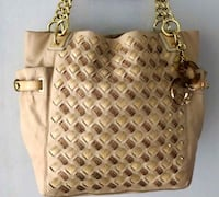 Coach Woven Leather Peyton Bag Aldie, 20105