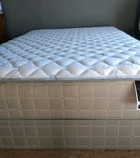 Full mattress and box spring sets or separately Nashville, 37207