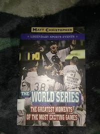 The World Series book Zanesville, 43701