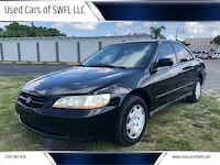 Honda Accord Sdn 1998 Fort Meyers